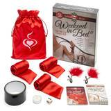 Tie Me Up Weekend in Bed Bondage Sex Game Kit
