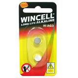 WINCELL LR41 Cell Batteries (2 Pack)