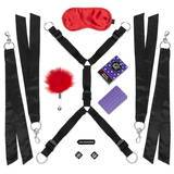 Lovehoney Blind Date Bondage-Set (8-teilig)