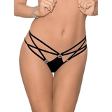 Escante Strappy Diamante G-String