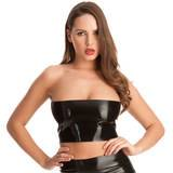 Rubber Girl Latex-Bandeau-Tops
