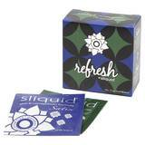 Sliquid Refresh Intimate Moisturizer Cube Sachets (12 Count)