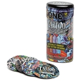 Image of ONE Tattoo Touch Ribbed Condoms (12 Count)