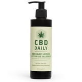 CBD Daily Massage Lotion 8 fl oz