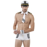 Déguisement capitaine navire sexy adulte, Lovehoney Fantasy