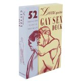 The Lovers' Guide Gay Sex Deck