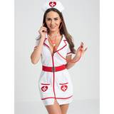 Lovehoney Fantasy Flirty Nurse Costume