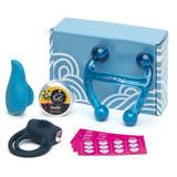 Ready, Set, Oh! Couple's Vibrator Gift Set (5 Piece)