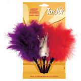 Toy Joy Giggly Feathers 3-Piece Tickler Set