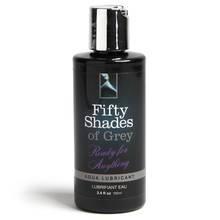 Fifty Shades of Grey Ready for Anything Aqua Lubricant 3.4 fl. oz