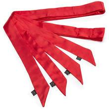 Tease by Lovehoney Red Silky Restraints (4 Pack)