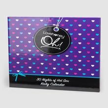 Lovehoney Oh! 30 Nights of Hot Sex Kinky Calendar