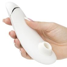 Womanizer Premium Klitorisstimulator (weiß)