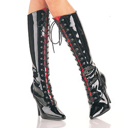 Seduce Knee Boots With<br />Interchangeable Uppers
