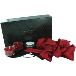 Sensual Surrender Bedroom Bondage Kit