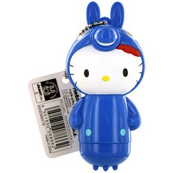 Blue Hello Kitty Keychain
