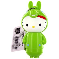 Green Hello Kitty Keychain