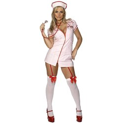 Fever Naughty Nurse Costume