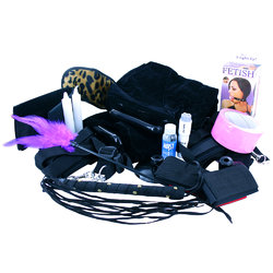 Ultimate Fantasy Bondage Kit