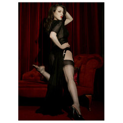 Kiss Me Deadly Stockings