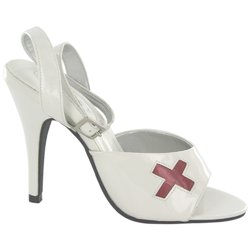 PVC Nurse Court Shoes