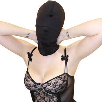 Bondage Boutique Blackout Bondage Hood