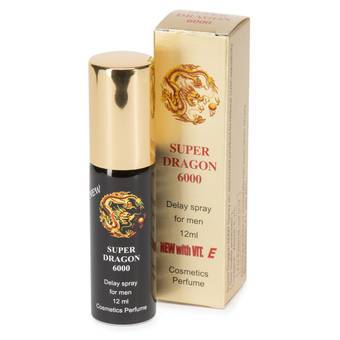 Super Dragon 6000 Delay Spray 12ml
