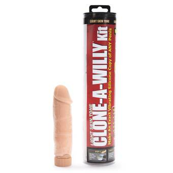Clone-A-Willy Vibrator Molding Kit