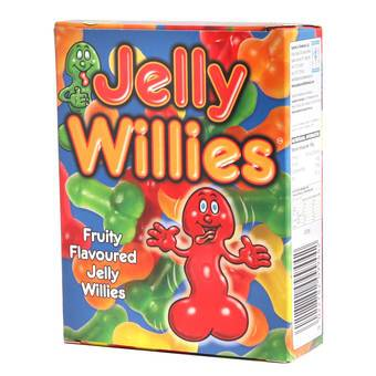 Jelly Willies Sexy Sweets