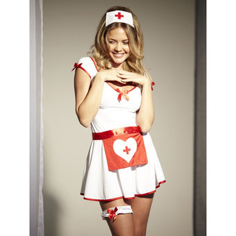 BlueBella 4-Piece Nurse Costume