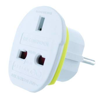 UK to Europe Continental Adaptor