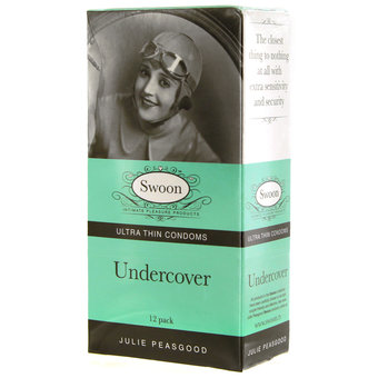 Swoon ultradünne Kondome - Undercover - (12er Pack)