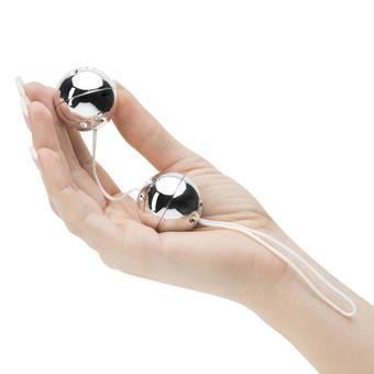 BASICS Silver 56g Jiggle Balls