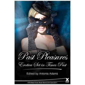 Past Pleasures: 20 Erotic Stories edited by Antonia Adams