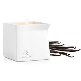Jimmyjane Afterglow Massage Candle Dark Vanilla