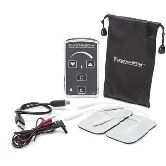 ElectraStim EM60-E Flick Single Output Stimulator and ElectraPads Set