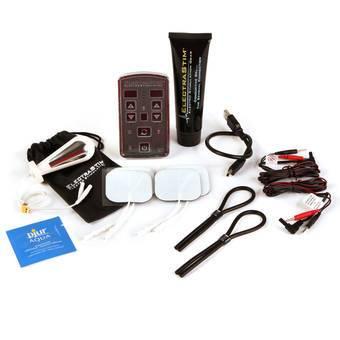 ElectraStim EM80-M Flick Dual-Channel Rechargeable Electro Sex Set