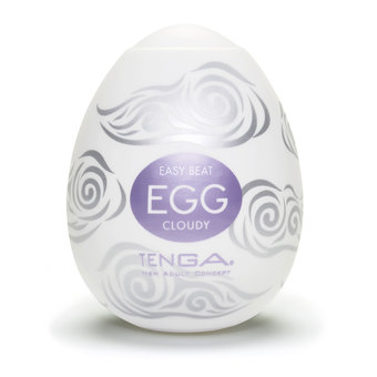 TENGA Egg - Hard Boiled Cloudy