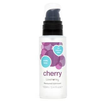 Lubrifiant intime parfum cerise 100 ml, Lovehoney