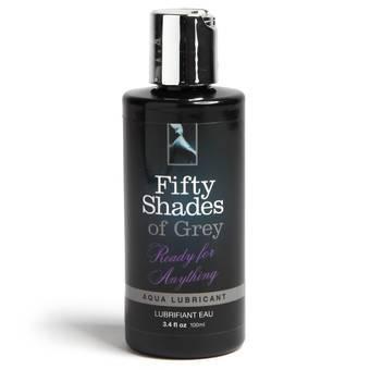 Lubrifiant à base d'eau Ready for Anything (100 ml), Fifty Shades of Grey