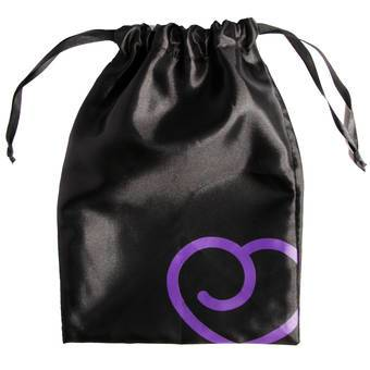 Lovehoney Satin Drawstring Toy Bag Small