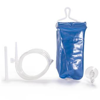 5-Piece Anal Enema Travel Kit 2 Litre