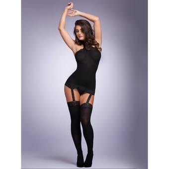 Lovehoney Sheer Suspender Bodystocking