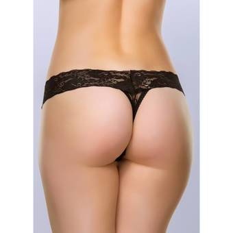 String fendu dentelle, Lovehoney