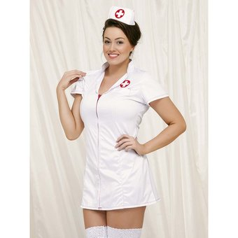 Classified Sexy Nurse Outfit