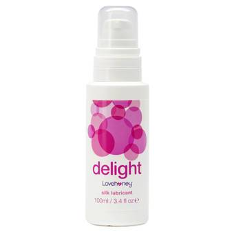 Lovehoney Delight Silk Gleitmittel 100 ml