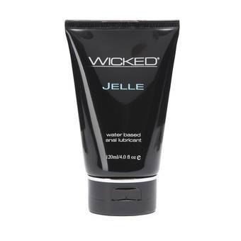 Wicked Sensual Water Based Anal Lubricant 120ml