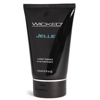 Wicked Sensual Water-Based Anal Lubricant 4.0 fl. oz