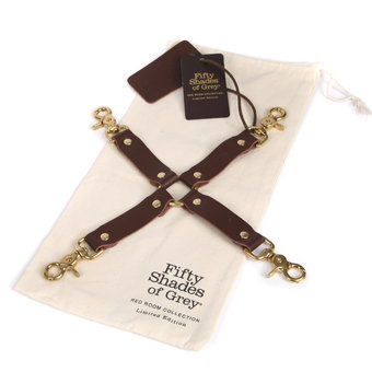 Fifty Shades of Grey Red Room Collection Hog Tie