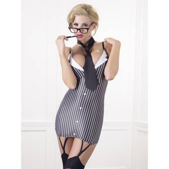 Cottelli Sexy Secretary Costume Set